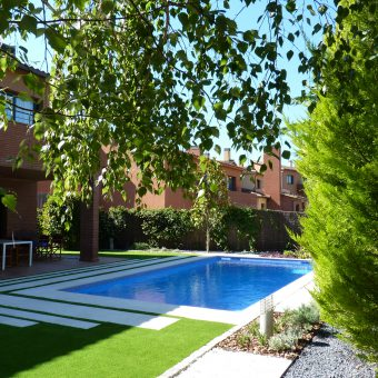 Pool&Garden in Santa Agnès