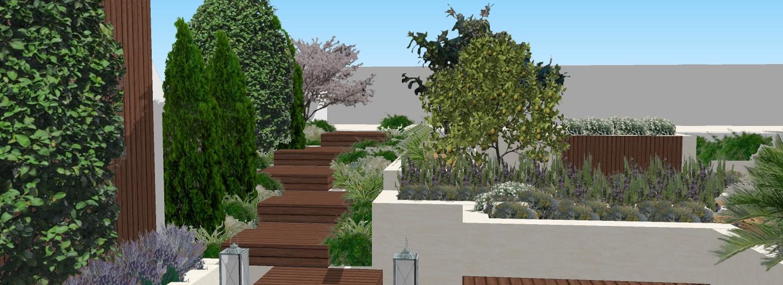 Disseny terrassa compartida a Terrassa