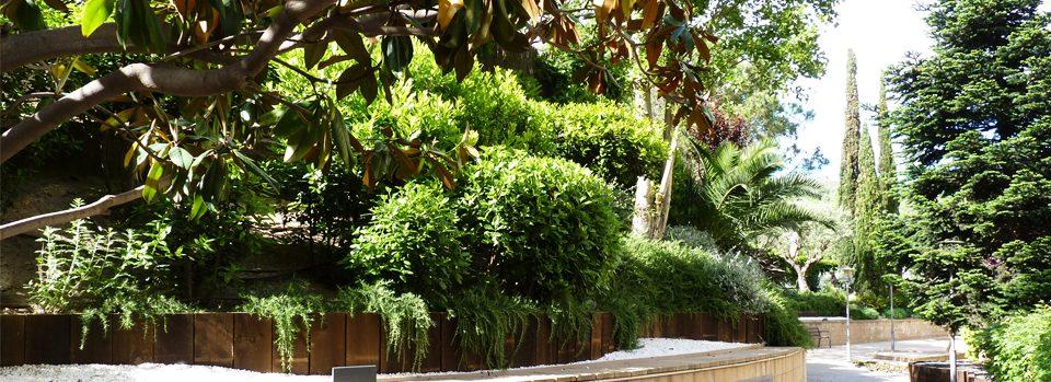 Construcció de jardins Esplugues