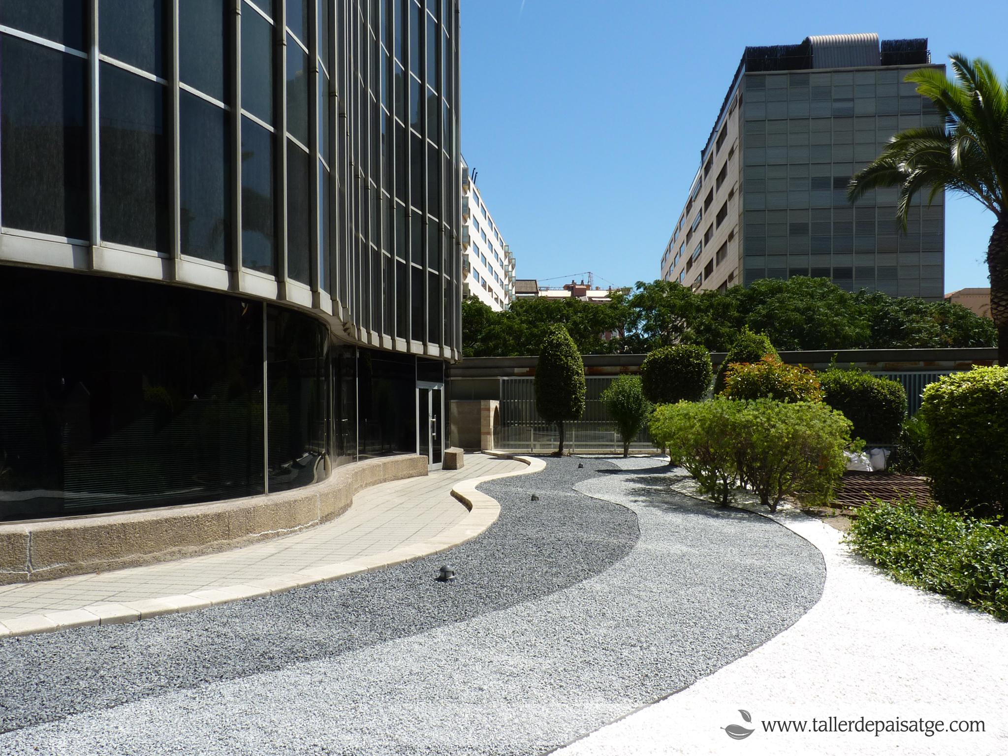 jardí corporatiu