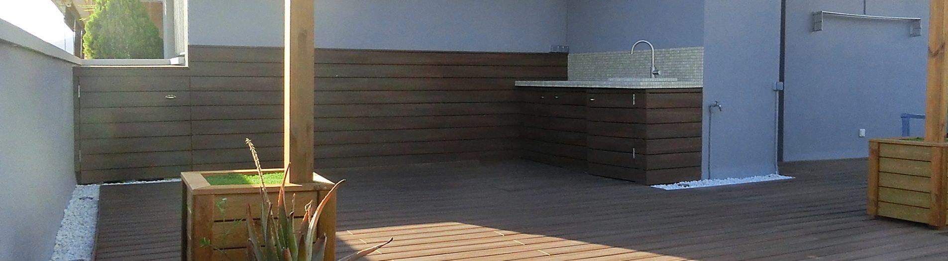 Terrace in Girona