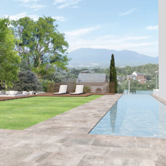 Disseny Jardí i piscina a Vallgorguina