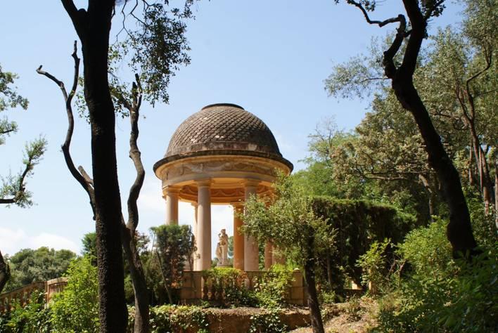 Jardins històrics