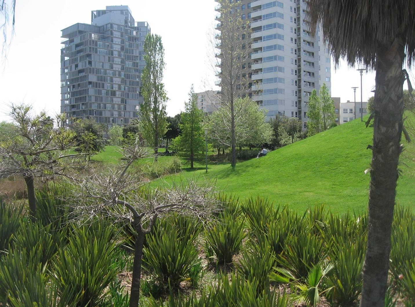 parc públic urbà