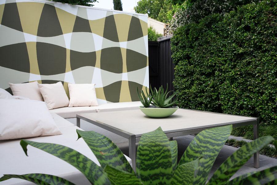 jardí de disseny