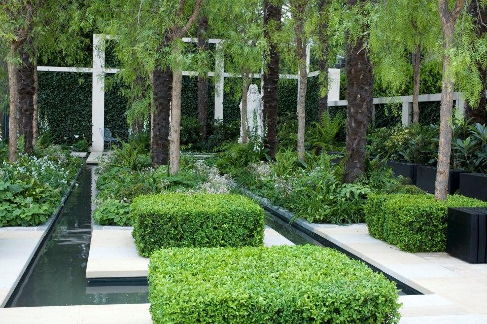 TDP011 05- jardin diseño